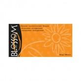 Blossom черные нитриловые перчатки, 50 пар