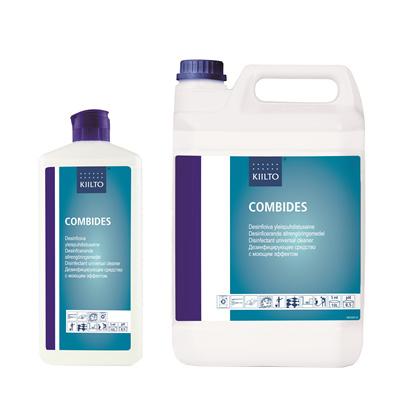 Комбидез дезинфицирующее средство для дезинфекции поверхностей и ИМН (фотография)