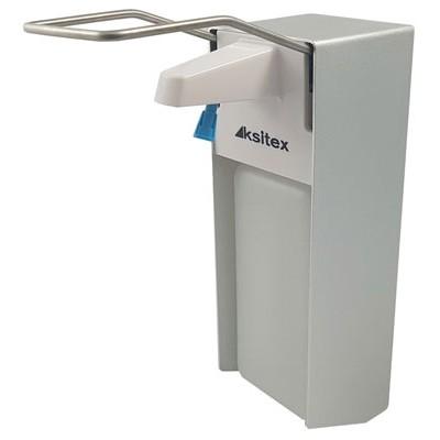 Локтевой дозатор для антисептика Ksitex DM-1000