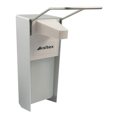 Локтевой дозатор для антисептика и жидкого мыла Ksitex DM/SM-1000 (фотография)