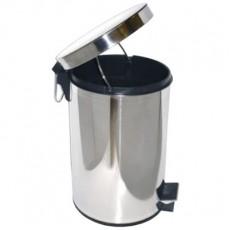 Ksitex GB-12L ведро для мусора с педалью, 12 л