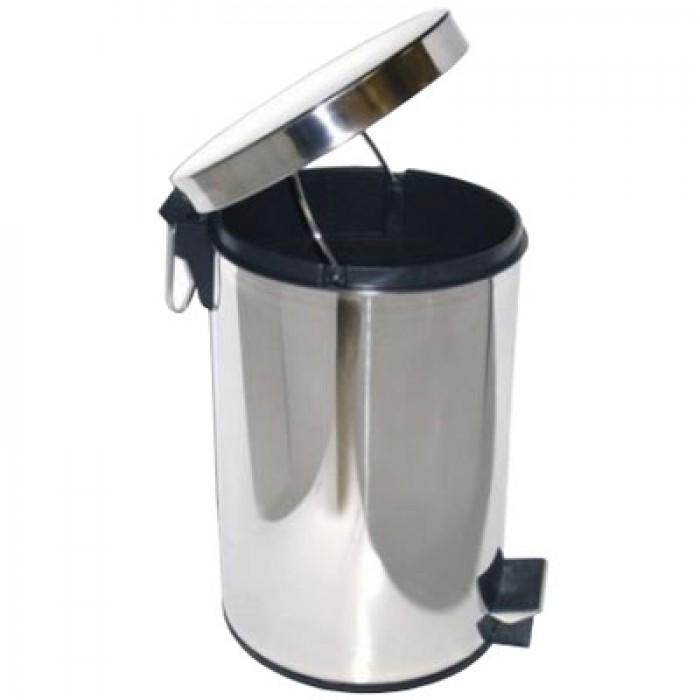 Ksitex GB-20L ведро для мусора с педалью, 20 л