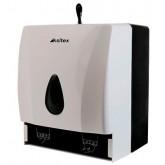 Ksitex TH-8218A диспенсер для листовых и рулонных бумажных полотенец