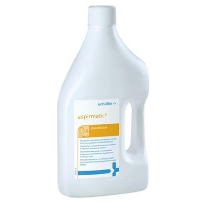 Аспирматик дезинфицирующее средство для очистки, дезинфекции отсасывающих систем (фотография)