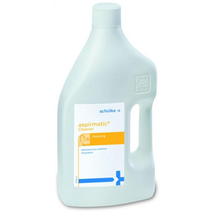 Аспирматик Клинер средство для очистки отсасывающих систем, плевательниц и отводящих систем
