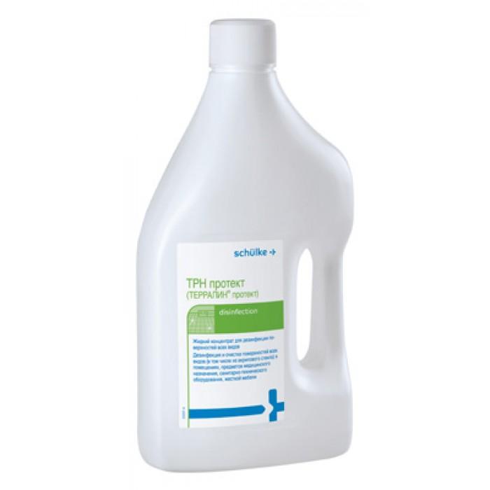 Терралин протект средство для дезинфекции поверхностей