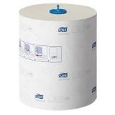 Бумажные полотенца в рулонах Tork Matic, 2-слоя, 150 м