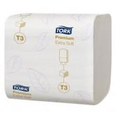 Туалетная бумага Tork в листах, 2-слоя, 252 л