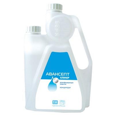 Авансепт Клинер дезинфицирующее средство для очистки медицинских инструментов (фотография)