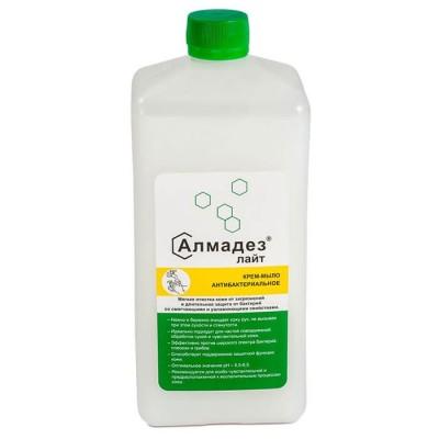 Алмадез-лайт антибактериальное мыло (фотография)