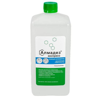 Алмадез-экспресс антисептик для рук (фотография)