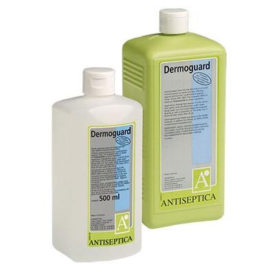 Дермогард дезинфицирующее жидкое мыло (фотография)