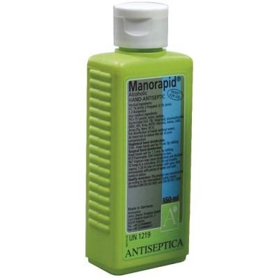 Манорапид кожный антисептик для рук