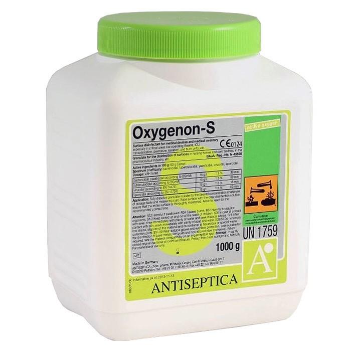 Оксигенон С дезинфицирующее средство для поверхностей и инструментов
