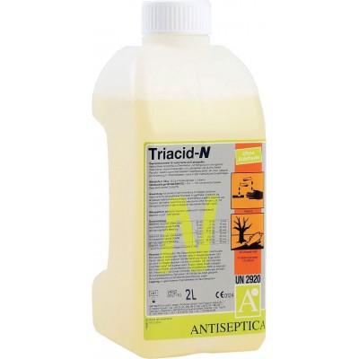 Триацид Н дезинфицирующее средство для поверхностей и инструментов (фотография)