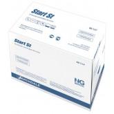 NG Medical Start ST poly стерильные латексные перчатки с полимерным покрытием, 40 пар