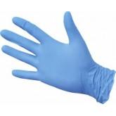 NitriMax нитриловые перчатки неопудренные смотровые голубые, 50 пар