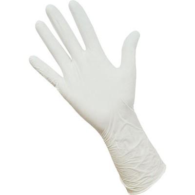 TurboMAX перчатки нитриловые медицинские с удлиненной манжетой