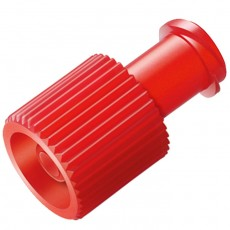 Combi-Stopper инфузионная заглушка красная, 100 шт.