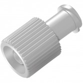 Инфузионная заглушка Комби-стоппер белая, 100 шт.