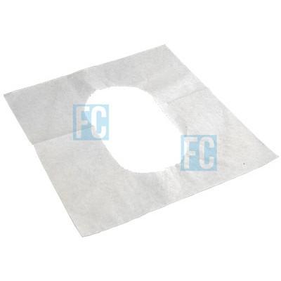 Бумажное покрытие на унитаз