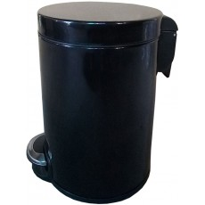 Binele Lux WP05LB ведро для мусора с педалью, 5 л