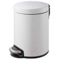 Binele Lux WP05LW ведро для мусора с педалью, 5 л