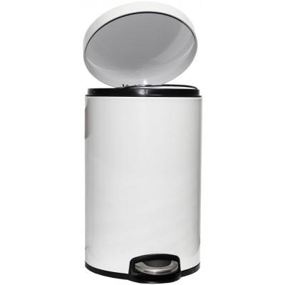 Binele Lux WP20LW ведро для мусора с педалью, 20 л