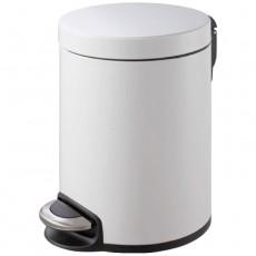 Binele Lux WP30LW ведро для мусора с педалью, 30 л