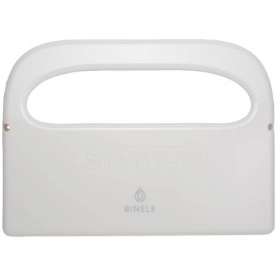 Диспенсер для покрытий на унитаз Binele Seater CD01HW белый