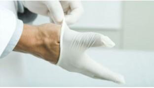 Как делают латексные перчатки?