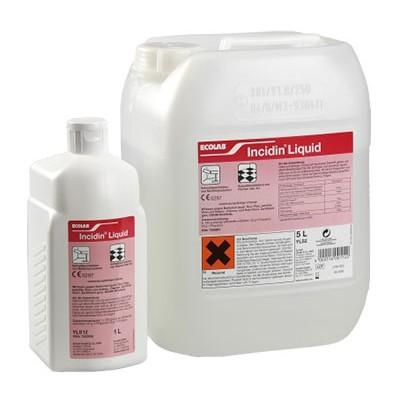 Инцидин Ликвид (Incidin Liquid) дезинфицирующее средство для дезинфекции поверхностей (фотография)