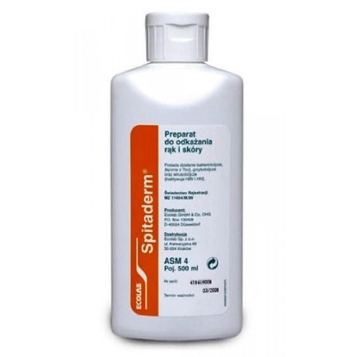 Спитадерм (Spitaderm) кожный антисептик для рук