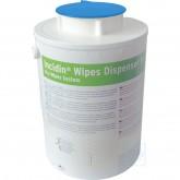 Incidin Wipes Dispenser диспенсерая система для салфеток голубая крышка