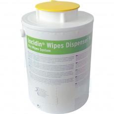 Incidin Wipes Dispenser диспенсерая система для салфеток желтая крышка