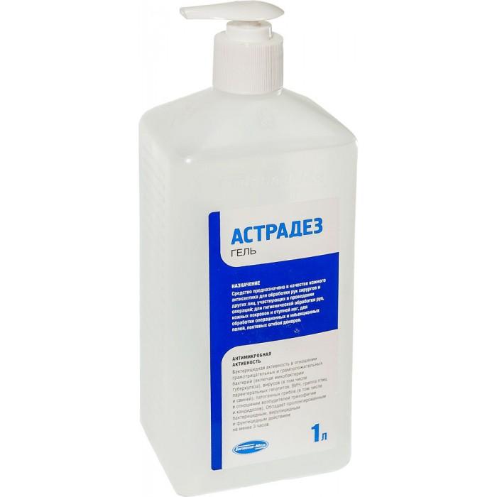 Астрадез гель кожный антисептик для рук