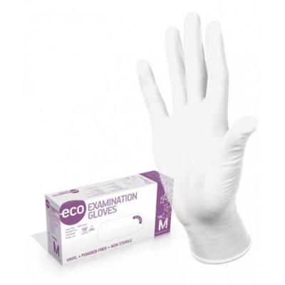 Eco виниловые перчатки