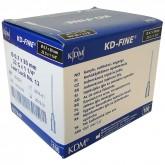 KD-Fine инъекционная игла 22G (0,70 х 30 мм), 100 шт.