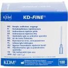 KD-Fine инъекционная игла 16G (1,6 х 40 мм), 100 шт.