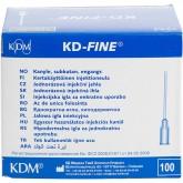 KD-Fine инъекционная игла 30G (0,30 х 12 мм), 100 шт.