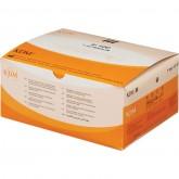 KDM инсулиновый шприц U-100 1 мл с интегрированной иглой 30G, 100 шт.