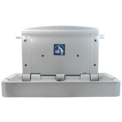 Настенный пеленальный стол Ksitex J-8001 спереди