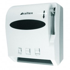 Ksitex AC1-13W диспенсер для бумажных полотенец в рулонах