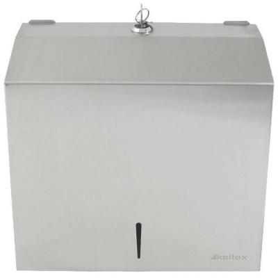 Диспенсер для бумажных полотенец Ksitex TН-5823SS матовый