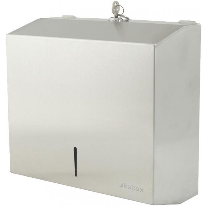 Ksitex TН-5823SS диспенсер для бумажных полотенец