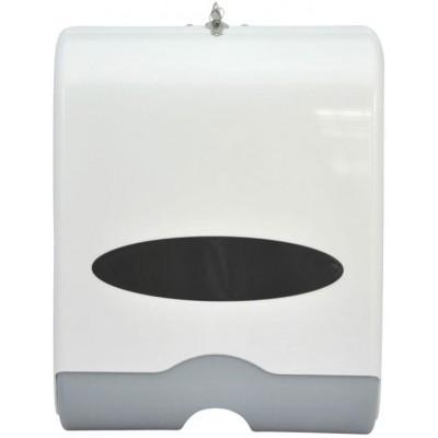 Диспенсер для бумажных полотенец Ksitex TH-603W спереди