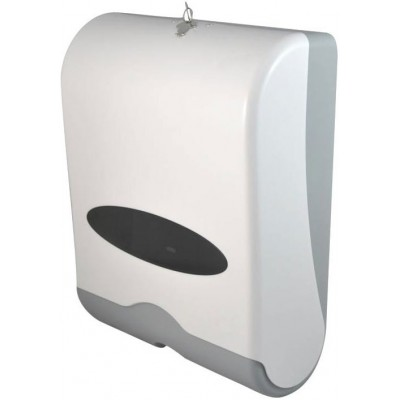 Диспенсер для бумажных полотенец Ksitex TH-603W сбоку