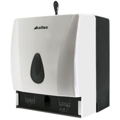 Ksitex TH-8218A диспенсер для рулонных и листовых бумажных полотенец (фотография)