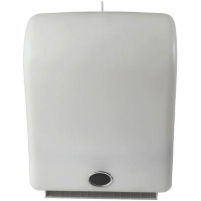 Сенсорный диспенсер для бумажных полотенец в рулонах Ksitex X-3322W спереди