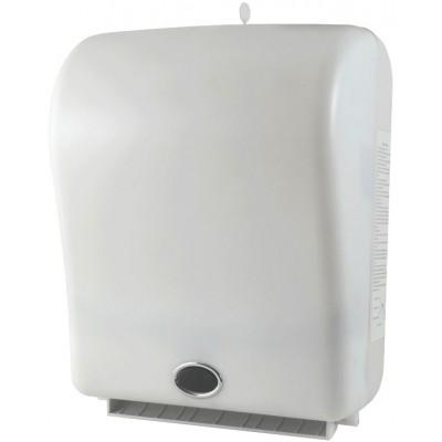 Ksitex X-3322W сенсорный диспенсер для бумажных полотенец в рулонах (фотография)
